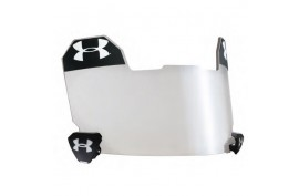 Under Armour Football Visor Grey (UA9902) - Forelle American Sports Equipment