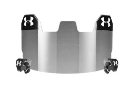 Under Armour Football Visor Grey w/Multifection (UA9903) - Forelle American Sports Equipment