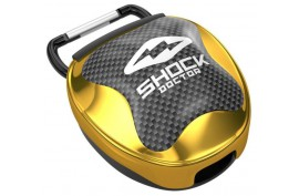 Shock Doctor Mouthguard Case Chrome - Forelle American Sports Equipment