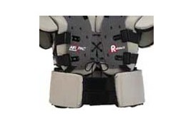 Riddell Combo Rib Cage for Air Pack - Forelle American Sports Equipment