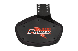Riddell PK Series Back Plate (R48990/1) - Forelle American Sports Equipment