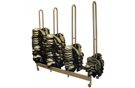 Riddell Shoulder Pad Rack (SP4) - Forelle American Sports Equipment