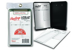 Rawlings System-17 Line-Up Case - 30 cards (17LCR) - Forelle American Sports Equipment