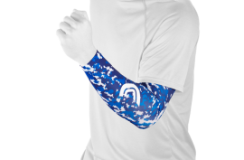 Cutters B772 Core Compression Arm Sleeve - Forelle American Sports Equipment