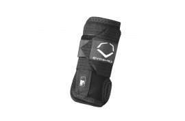 Evoshield Sliding Wrist Grd Black - Forelle American Sports Equipment