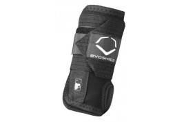 Evoshield WTV2044 EVO Sliding Wrist Grd Black - Forelle American Sports Equipment