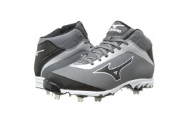 Mizuno 9 Spike Vapor Elite 7 Mid (320442) - Forelle American Sports Equipment