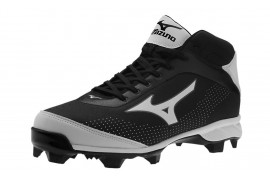 Mizuno 9 Spike Blaze Elite 5 Mid (320445) - Forelle American Sports Equipment