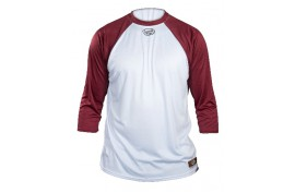 Louisville LS1526 Loose Fit 3/4 Sleeve Shirt Youth - Forelle American Sports Equipment