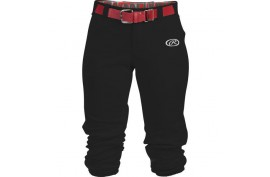 Rawlings WLNCH Women Belted Pant - Forelle American Sports Equipment