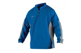 Rawlings BREAKR Quarter-Zipped Jacket - Forelle American Sports Equipment