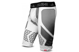 All Star CPS-S7 Catchers Protective Inner Short - Forelle American Sports Equipment