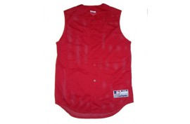 Majestic Adult Sleeveless Mesh Jersey (6548) - Forelle American Sports Equipment