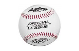 Rawlings ROLB3 Synth.Pract.Ball - Forelle American Sports Equipment