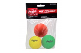 Rawlings Hit Trainer Balls (3pk) - Forelle American Sports Equipment