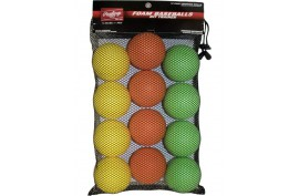Rawlings Hit Trainer Balls (12 pk) - Forelle American Sports Equipment