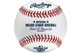 Rawlings Authentic 2018 MLB Opening Day on-field baseball - Forelle American Sports Equipment