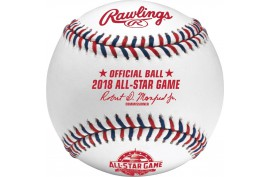 Rawlings Authentic 2018 MLB All-Star Game on-field baseball - Forelle American Sports Equipment