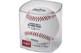 Rawlings Authentic 2018 MLB World Series on-field baseball - Forelle American Sports Equipment