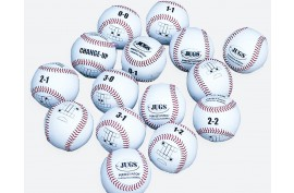 Jugs Perfect Pitch Baseball (15PK) - Forelle American Sports Equipment