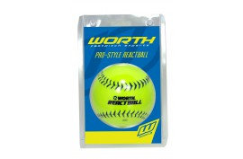 Worth Pro-Style Reactball Softball - Forelle American Sports Equipment