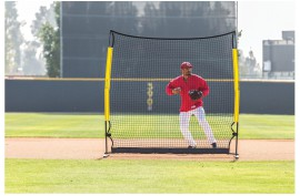 Easton Infield/Outfield Screen - Forelle American Sports Equipment