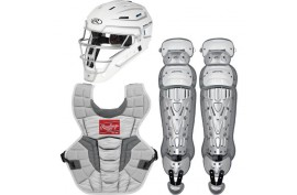 Rawlings CSV2A Velo 2.0 Adult Catcher's Set - Forelle American Sports Equipment