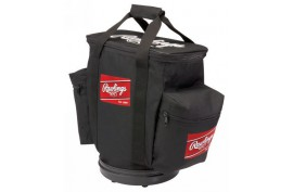 Rawlings RBALLB Ball Bag Black - Forelle American Sports Equipment