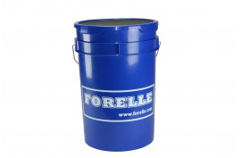 Forelle/Rawlings Ball Bucket - Forelle American Sports Equipment