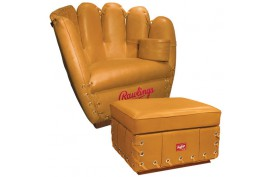 Rawlings HOHCHROTTSO HOH Chair/Ottoman Combo - Forelle American Sports Equipment