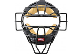 Rawlings PWMX Wire Umpire Mask - Forelle American Sports Equipment
