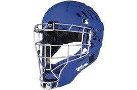 Wilson WTA5500 Shock FX 2.0 Catcher's Helmet - Forelle American Sports Equipment