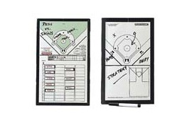 Markwort Coacher BB/SB Magnetic Board (C700) - Forelle American Sports Equipment