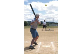 Jugs Lite-Flite/Slowpitch Screen (S1020) - Forelle American Sports Equipment