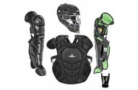 All Star CKCC1216S7XS Catcher's Kit 12-16 Yrs - Forelle American Sports Equipment
