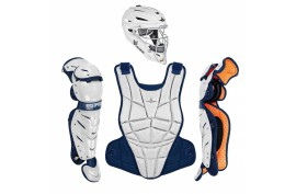All Star CKW-AFX Elite Fastpitch Catching Kit - Forelle American Sports Equipment