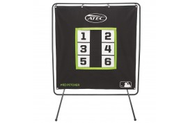 ATEC Pro Pitcher Screen and Stand - Forelle American Sports Equipment