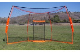 Bownet Portable Backstop - Forelle American Sports Equipment