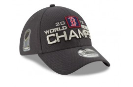 New Era MLB18 3930 Boston Red Sox WS Champs Locker Room OSFM - Forelle American Sports Equipment