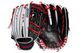 Wilson WTA20RS20135SS A2000 Slowpitch 13,5 Inch LH - Forelle American Sports Equipment