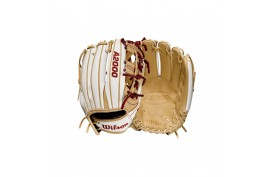 Wilson WBW1002081175 A2000 FP75 w/SuperSkin 11,75 Inch LH - Forelle American Sports Equipment