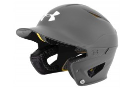 Under Armour UABH2 100-M/D Heater Solid Matte Adult Helmet - Forelle American Sports Equipment