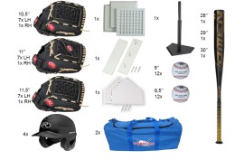 Starter Package New York - Forelle American Sports Equipment