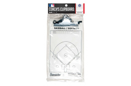 Franklin Baseball Coach's Clipboard - Forelle American Sports Equipment