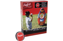 Rawlings Strikeout Kid Inflatable Target Set - Forelle American Sports Equipment