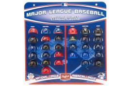 Rawlings Micro Helmets Standings Board - Forelle American Sports Equipment