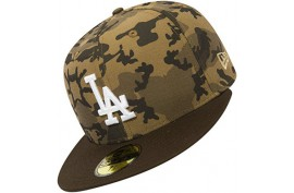 New Era Camo Team Fitted - Forelle American Sports Equipment