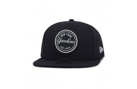 New Era Rubber Emblem Yankees - Forelle American Sports Equipment