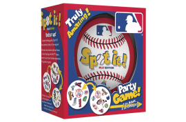 Masterpieces MLB League Spot It! Card Game - Forelle American Sports Equipment