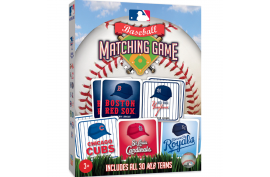 Masterpieces MLB Matching Game - Forelle American Sports Equipment
